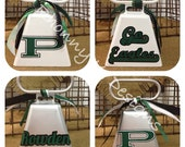 Custom Cowbell--Personalized LOUDEST COWBELL EVER