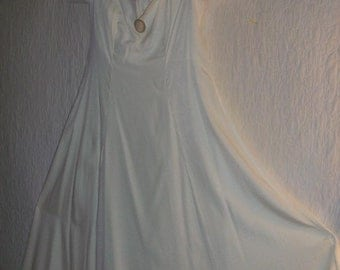 Wedding Gown Plus Size Ivory Off The Shoulder With Cameo Upcycle Find