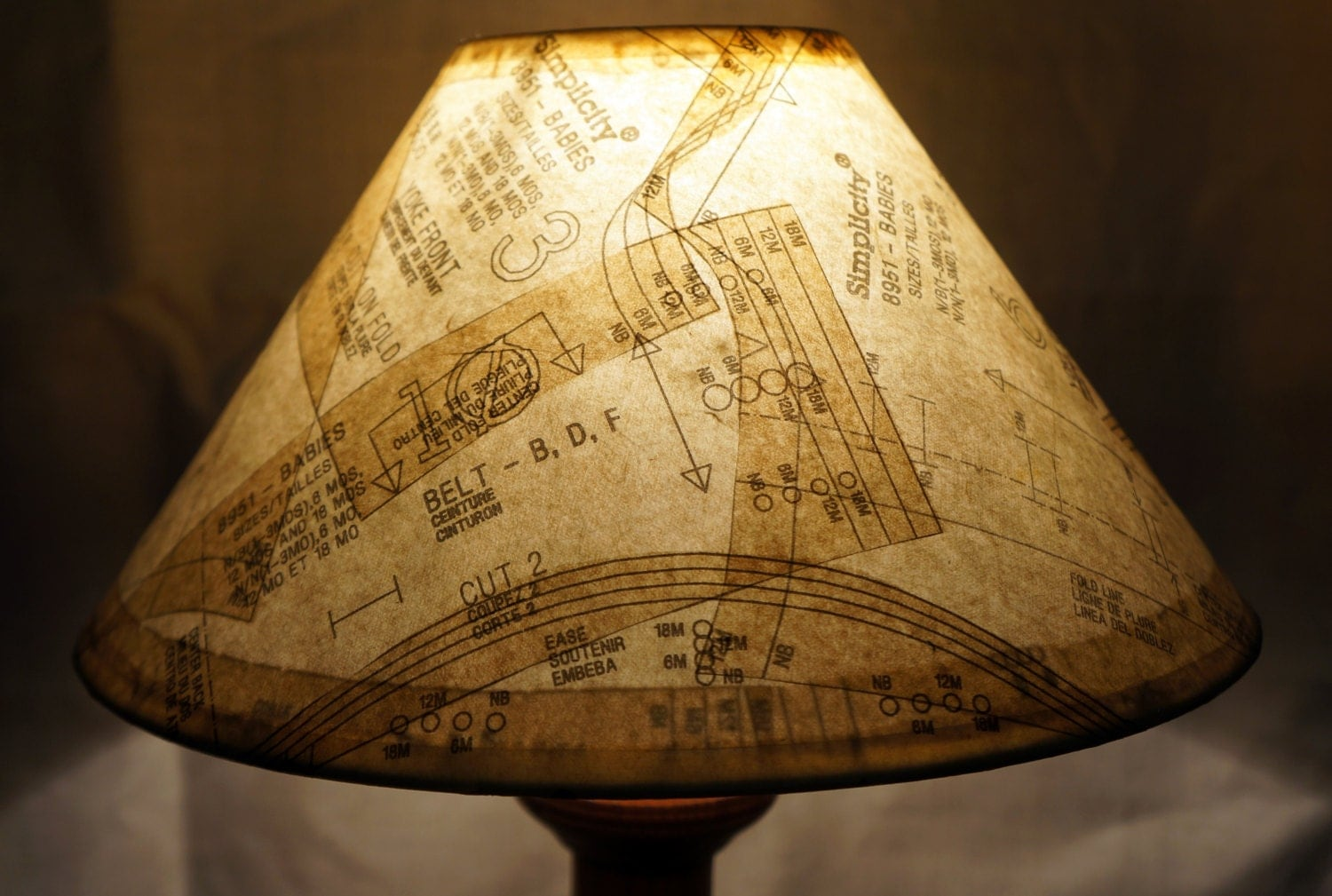 Unique Lamp Shades