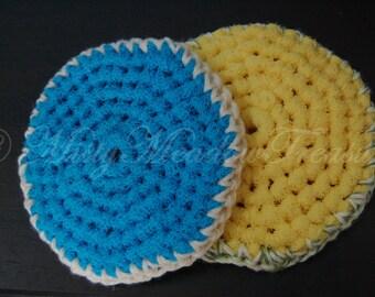 Kitchen Scrubbie/Dishcloth Set of 2 or 3