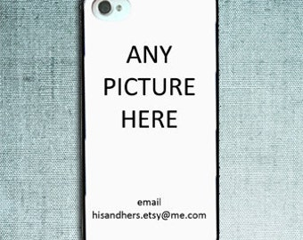 Custom Insert with Bumper for iPhone 4 and iPhone 5, iPhone 5, 5s, 6, 6s Case