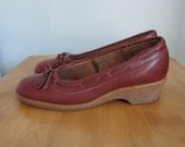 Reddish Brown Loafers