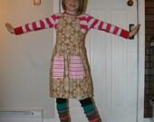 Child Apron for Girls