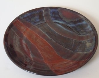 Item 191 Potter's Choice Swirl Plate