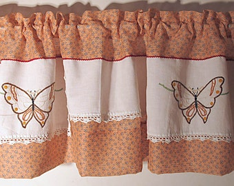 Popular Items For Kitchen Curtains On Etsy
