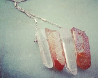 Enchanted Crystal Necklace