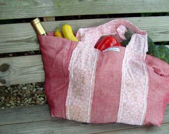 Eco Friendly, Washable, Sturdy, Market Bag