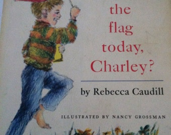 Americana Vintage 1960's Childrens Book