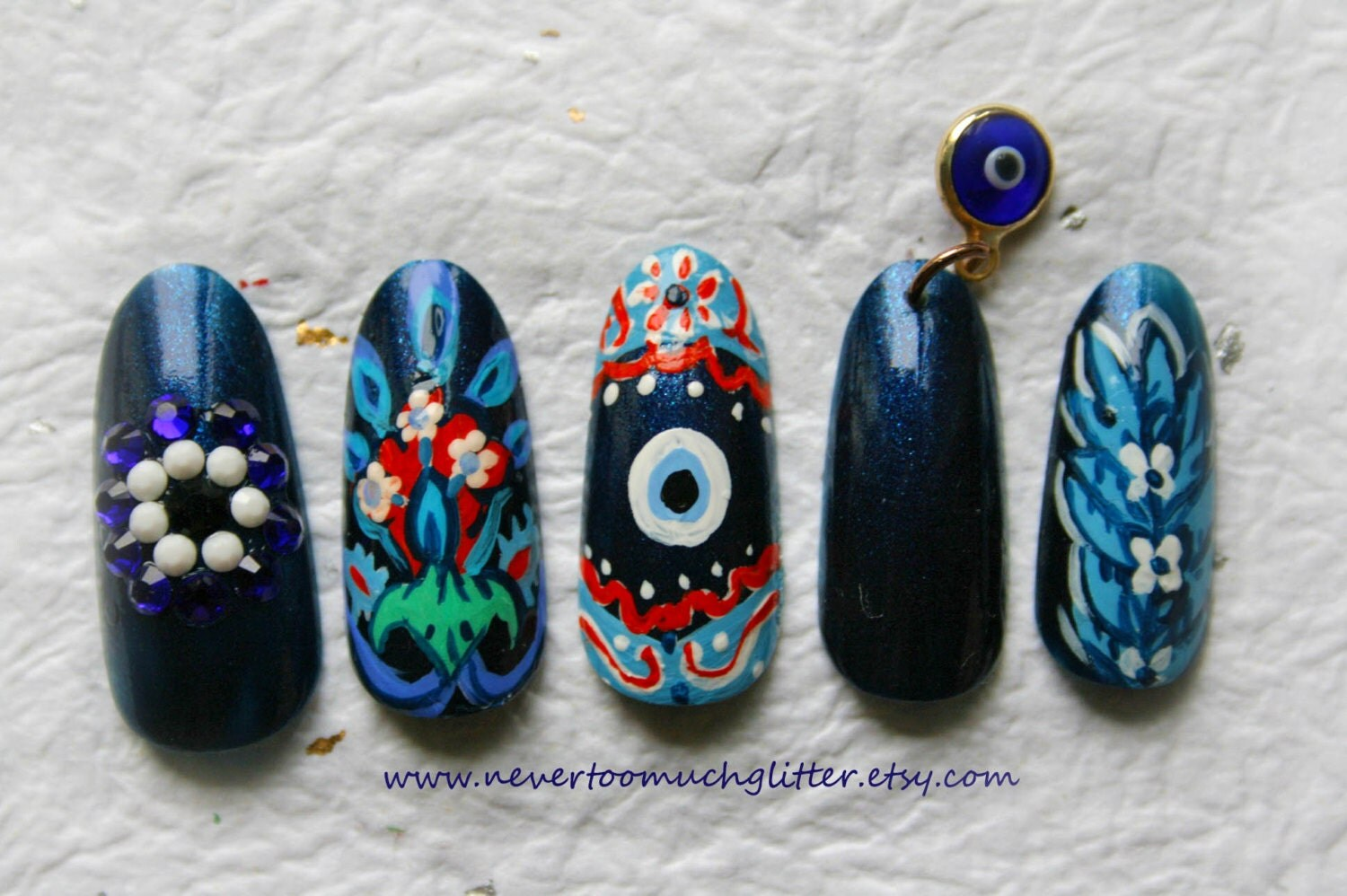 Evil eye fake nails deluxe evil eye nails japanese nail art evil eye fake nails deluxe evil eye nails japanese nail art handpainted turkish press on nails evil eye press on evil eye nail art prinsesfo Image collections