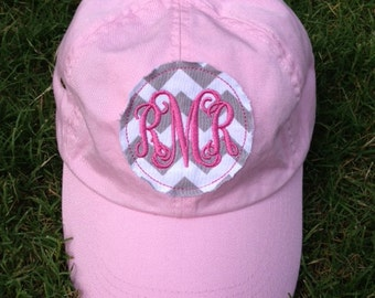 Popular items for monogram patch hat on Etsy