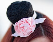 Mini Top Hat Crochet PDF Pattern - Instant Download