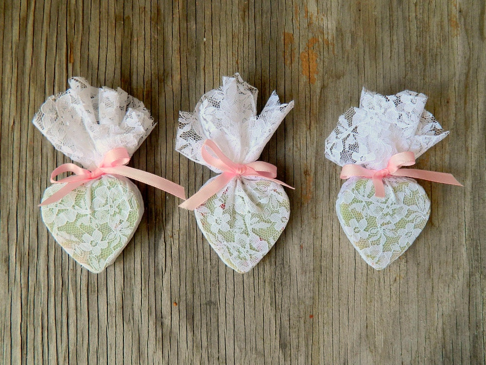 Eco Friendly Wedding Favors Bridal Shower By SoapForYourSoul