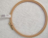 English beech hoop - 7 inches or 17cm