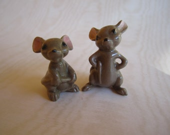 Hagen Renaker Mice - Vintage California Figurines