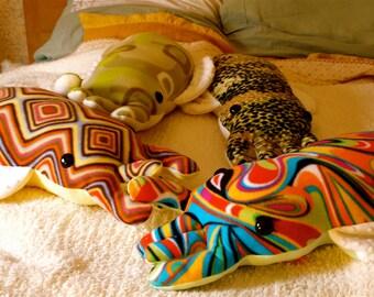 Giant Cuddly Cuttlefish Pillow plush