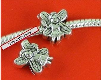 Little FAIRY GODMOTHER - Fits European Style Bracelets