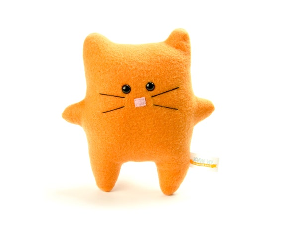 Plush Toy - Ramses the Cat