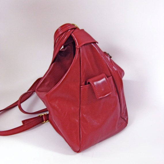 Handbag Backpack Convertible Convertible Leather Backpack