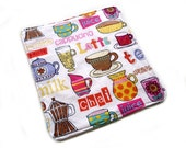Tea Time Coffee Break - Dish Cloth