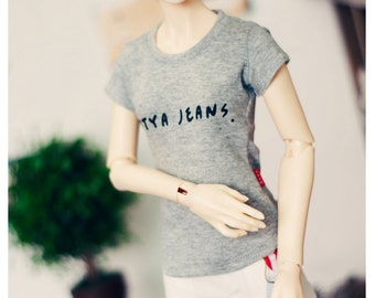SD 13 Girl TTYA Logo T Grey