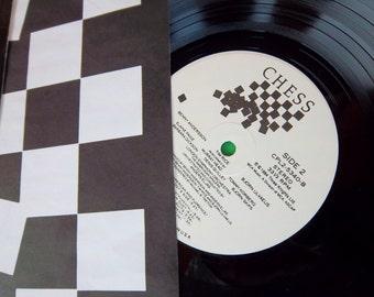 Vintage Chess Record Album  CPL2-5340