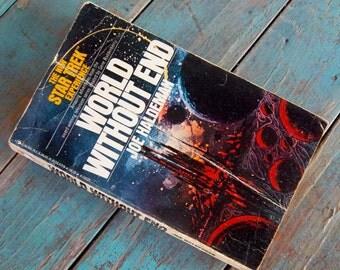 Vintage World Without End Paperback Book By Joe Haldeman