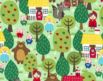 1 yard - Into the forest, Michael Miller fabrics
