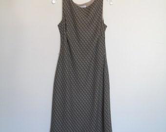 vintage 90s  grunge tank dress m petite