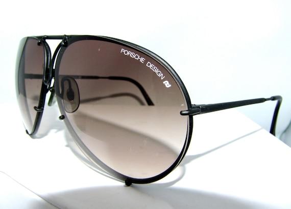 Porsche Design Carrera 5621 Aviator Sunglasses Vintage
