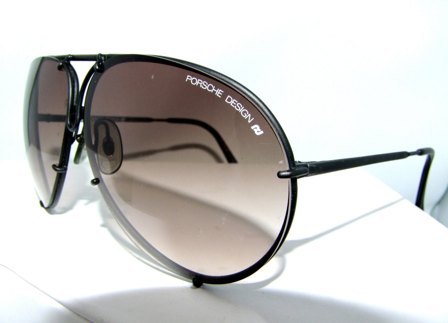 Porsche Design Carrera 5621 Aviator Sunglasses Vintage