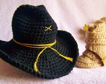 Military Baby - Baby Tanker Boots - Cavalry - Baby Combat Boots - Military - Tanker Boots - Cavalry Hat - Baby Hat - Army Baby