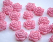 10 Chunky Gumball Beads, 20mm Large Chunky Gumball Flower Beads