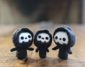 Felted Baby Death