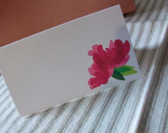 Place or Escort Cards - SAMPLE .20 - Any Design or Color - .55