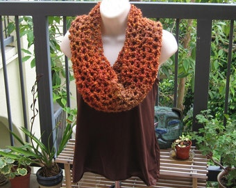 50% off orange ring of fire cowl