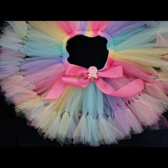 Baby Girls Birthday Tutu Dress Outfit Sweet by StrawberrieRose - photo #24