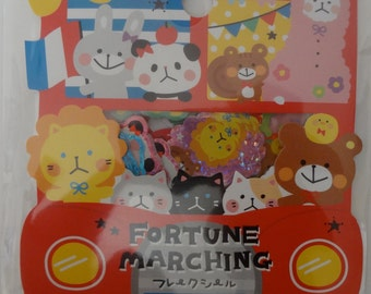 Fortissimo Fortune Marching Sticker Sack