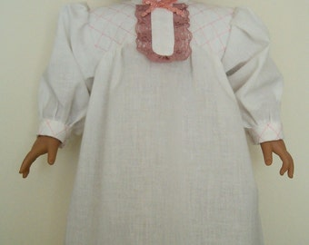 Sale American Girl Doll Kirsten Nightgown
