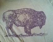 Buffalo- Reserved