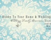This Custom Listing is for an All Things Wedding Listing - Add a Stake to your order. Our Hobby to Your Home & Wedding.