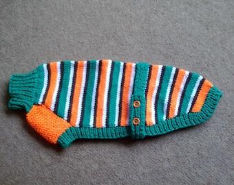 Whippet Coat knitting pattern