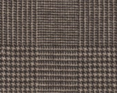 Classic glen Plaid felted Wool Number 3985 - You will fall in love with this classic 100 percent felted wool for all of your projects.