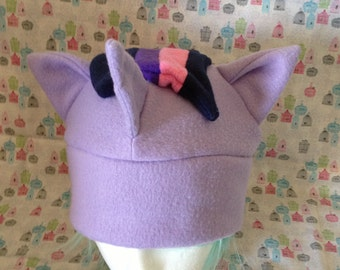Twilight Sparkle from My Little Pony: Friendship is Magic Fleece Hat