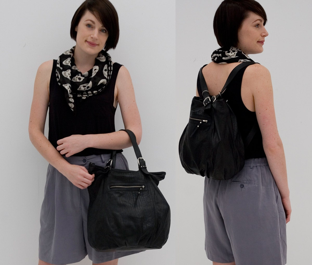 Purse That Turns Into Backpack | Os Backpacks