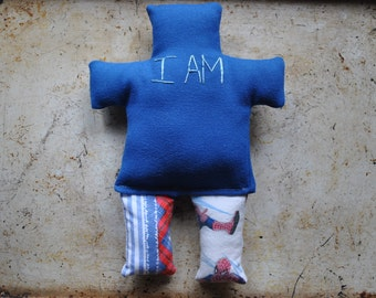 I AM boy/character dolls- donating to the Sandy Hook School Fund