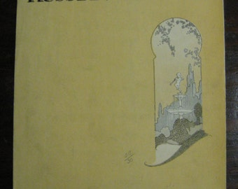 "Sheet Music - Irving Berlin's ""Russian Lullaby"""