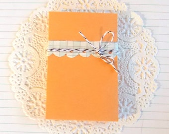 Bundle of Mini Kraft Coin Envelopes