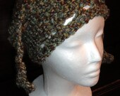 Fuzzy Long Eared Hat