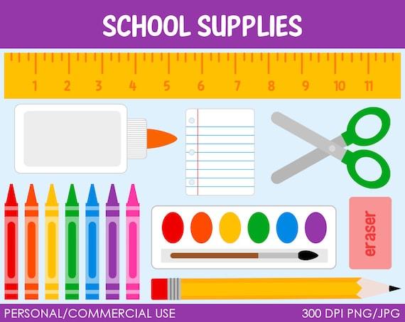 clipart school supplies - photo #42