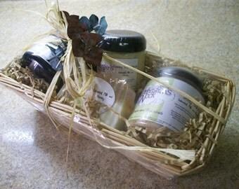 Gift Set - Oatmeal Milk and Honey